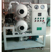 Double Stage Transformer Oil Filter Machine With New Technology