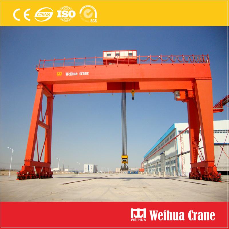 Gantry Crane Double Girder