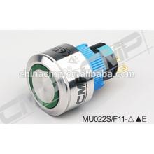 Interruptor de seguridad industrial de 22 mm