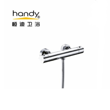 Dinding dipasang Thermostatic Shower Mixer Taps
