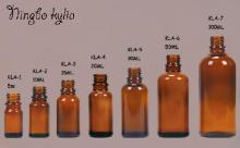 Glass Amber Essential Oil Empty Bottle (klc-5)