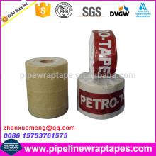 Cinta de sello de prevención de corrosión de fibra de grasa