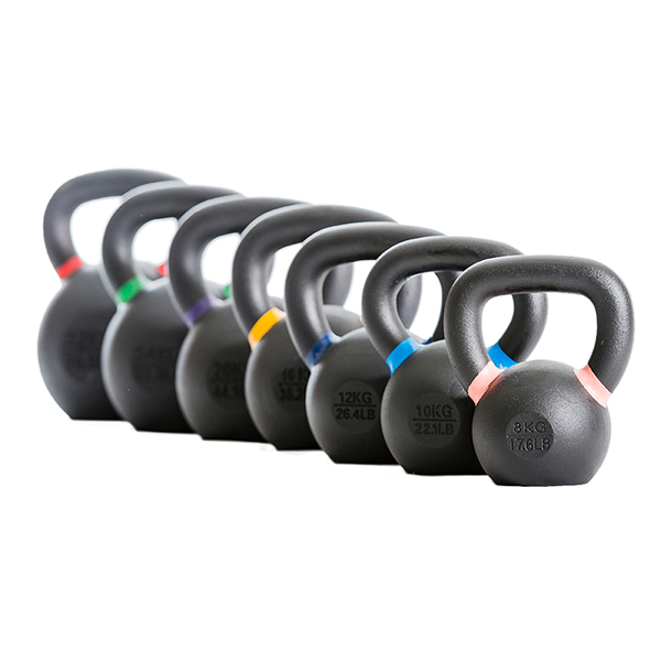Core Exercises Kettlebell