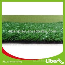 Herbe de gazon artificielle de bonne qualité LE.CP.024