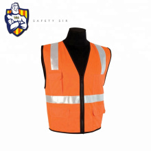 Wholesale Funny Reflective High Visible China Safety Vest