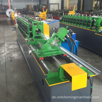 Double Furring Roll Formmaschine