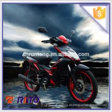 Hecho en China la mejor motocicleta del cubo del precio 110cc