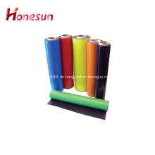 Flexibler, magnetischer, weicher Gummistreifen mit Klebstoff