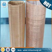 80 malla mallada 100% de malla de fósforo para la fabricación de papel