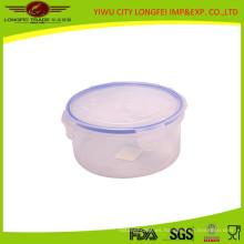 Envase portátil barato de la comida de plástico del alimento