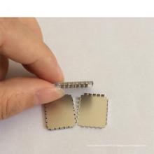 Blechbearbeitung / mechanische Teile / Stanzservice