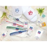 Hotel amenities set