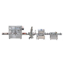 Made in China shanghai factory  paste/sauce filling machine/ tomato sauce ketchup filling machine