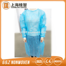 спанбонд нетканый медицинская одежда disposabale хирургическая мантия