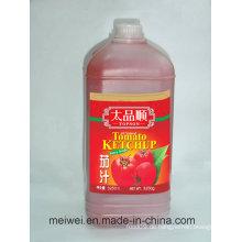 3250g Dosen Tomaten Ketchup in Plastikflasche