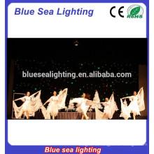 2 * 3m (H / L) Deckendekoration Licht LED Star Vorhang LED Vorhang