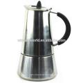 Stainless Steel Espresso Mocha Coffee Maker Machine