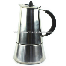 Edelstahl Espresso Mokka Kaffeemaschine Maschine
