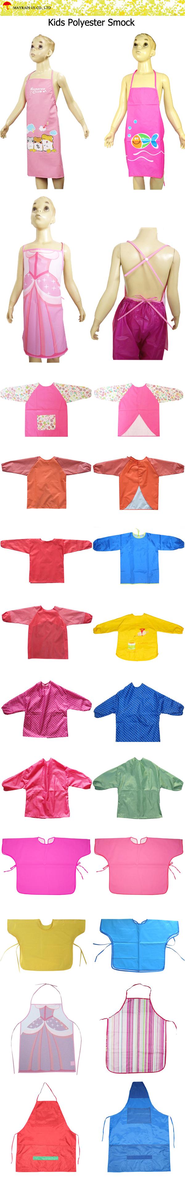 Kids Polyester Smock