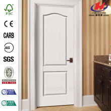 Eyebrow Top Painted Molded Interior Door Slab