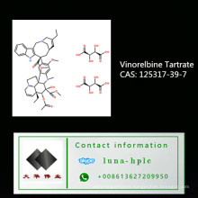 (CAS: 125317-39-7) Hot Sale Item Vinorelbine Tartrate