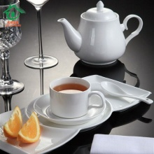 Exellent China Ceramic Unbreakable Porcelain Tea Cup Sets