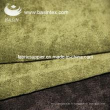 Tissu en velours côtelé, tissu de canapé (BS2201)
