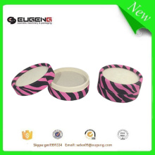 Empty paper blush container wholesale