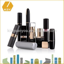 2015 new design make up cosmetics empty case wholesale lipstick tube