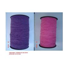 Popular cordón elástico redondo