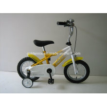 """Bicicleta de acero para niños con marco de 12 """"(1209)"""
