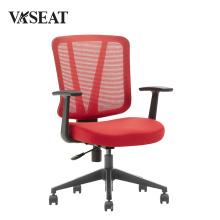 Новый дизайн современный бестселлер поворотный офисный стул в разных тканей
