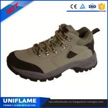 Zapatos de excursionismo de moda de propósito especial Look Safety Shoes