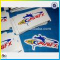 China supplier custom round sticker printing and waterproof vinyl sticker printing