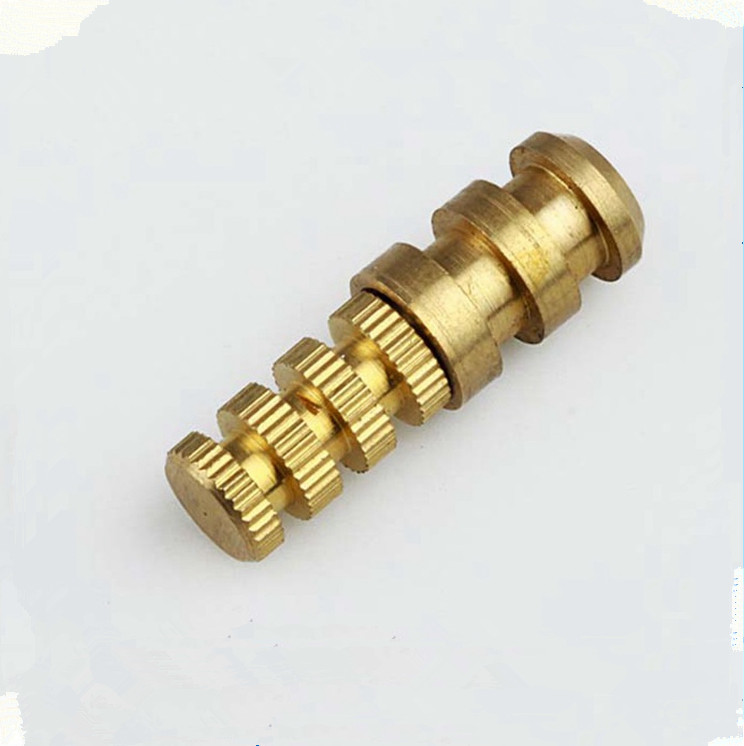China Manufacture Customized Precision Brass Cnc Machining Turned Parts