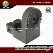 CNC подвергая механической обработке алюминиевые Анодированные электрического оборудования с ЧПУ части