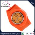 2015 belle montre-bracelet à quartz bracelet mode orange (dc-938)