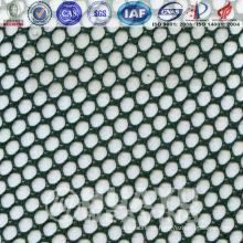 P107, tecido de rede mosquiteira de alimentação de poliéster