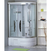 New design high quality steam sauna shower room shower toilet unit