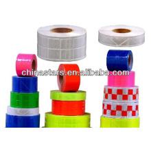 Logos personalizados que aquecem a fita reflexiva do PVC