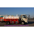 HOWO 4*2 10CBM 10000L vaccum truck sewage suction
