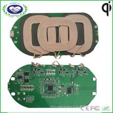 Chargeur sans fil 3 bobines PCBA PCBA personnalisé de haute qualité pour meubles, voiture