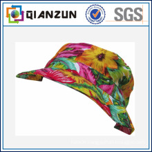 Customized Design Logo/Label Cotton Blank Bucket Hat