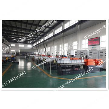 Glass Fiber Reinforced Plastic Compounding Extruder Machine