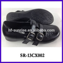 new wholesale school shoes children leather school shoes girls school shoes