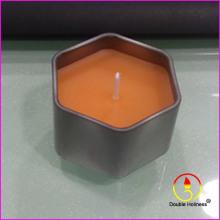 bougies camée bougies en forme de prune hexagonale directe en vrac