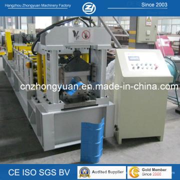 Ridge Cap Roll Forming Machine (Zyyx80-300)