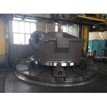 Britador de cone de estrutura inferior de peças de máquinas de mineração