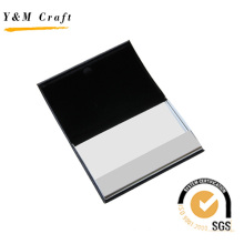 Metal and PU Leather Name Card Case (M05043-1)