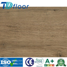 Superficie de madera de alta calidad de la UE Standrad Vinyl Floor